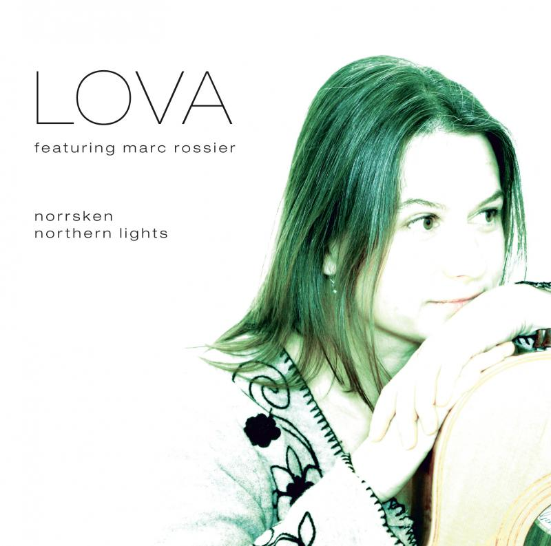 "LOVA featuring Marc Rossier ""norrsken / northern lights"""